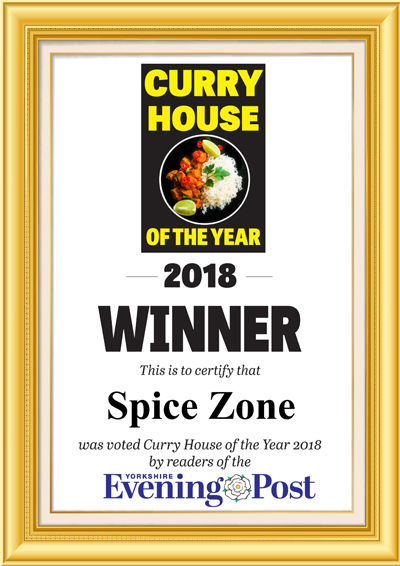 Spice Zone Indian Restaurant and Takeaway